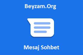Mesaj Sohbet